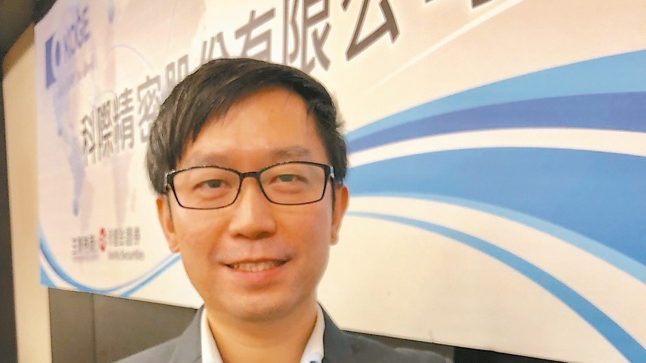 科際精密董事長張智 記者宋健生/攝影