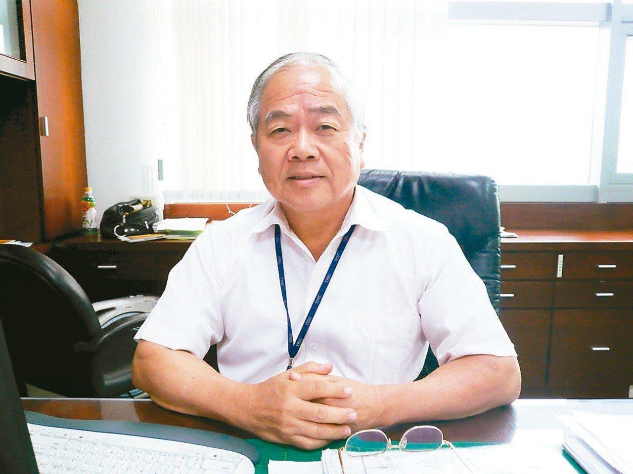 全新董事長陳懋常。圖/聯合報系資料照片