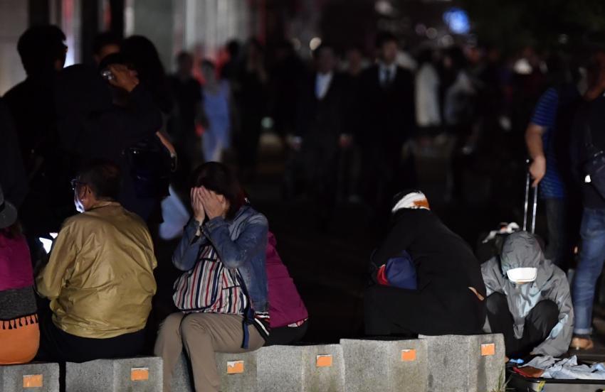 日本北海道今天凌晨觀測到6.7強震,造成多起死傷。外交部表示,已透過台灣日本關係...