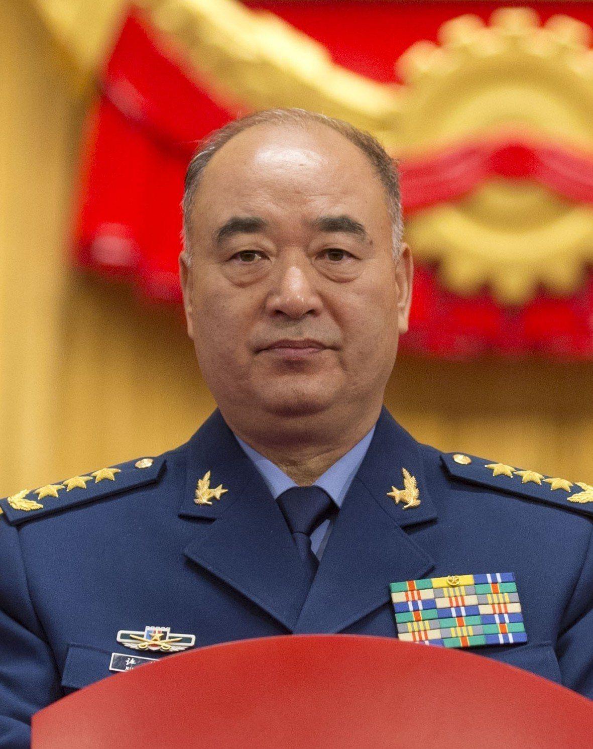 中國軍方高層許其亮(圖)正在中亞3國訪問,據分析,許其亮此行重點相信涉及反恐工作...