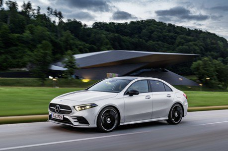 全新Mercedes-Benz A-Class Sedan上市預備 德國售價出爐!