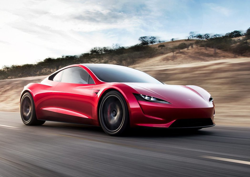 第二代Tesla Roadster 。 摘自Tesla