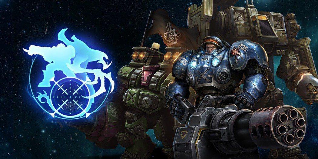 《星海爭霸 ll》— 全新合作任務指揮官泰科斯‧芬利上線。