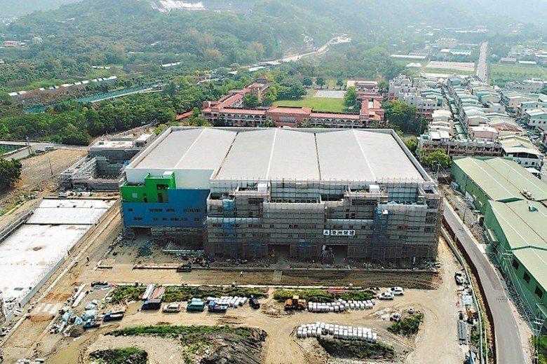 中台灣影視基地。 圖/聯合報系資料照