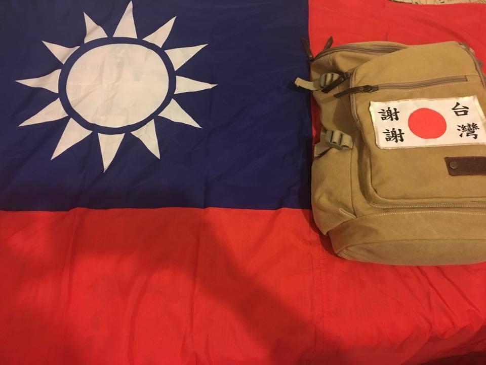 中島健一說,「我跟著我們永遠的恩人,我代表台灣人來幫你們了」,並表示台灣人的恩情...