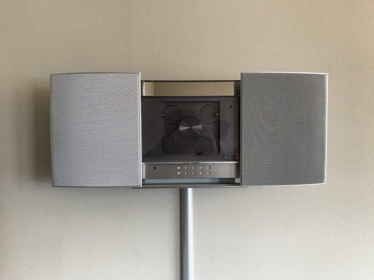 客廳還有個音響 圖文來自於:TripPlus