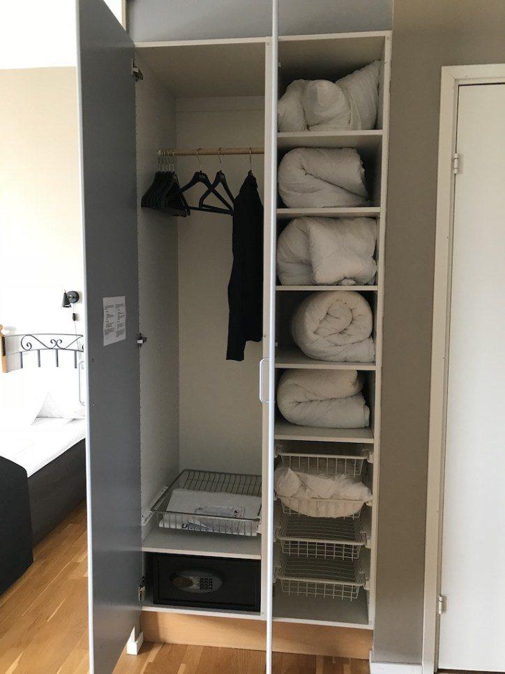 像是單身公寓的小衣櫃,如果是外出會有很多掛衣服的需求,可能會有些侷限 圖文來自於...