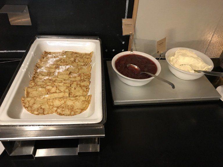 熱食部分則是有可麗餅或是鬆餅 圖文來自於:TripPlus