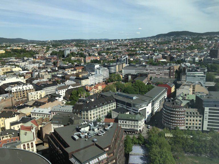 其實奧斯陸市景看起來,真的沒有北歐風 圖文來自於:TripPlus