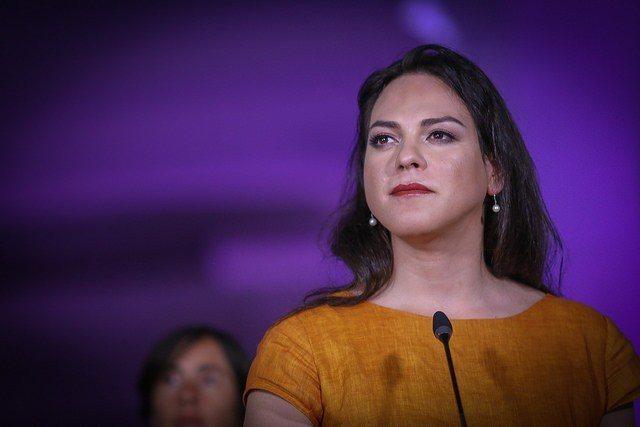 《不思議女人》女主角Daniela Vega本身就是跨性別者 (photo cr...