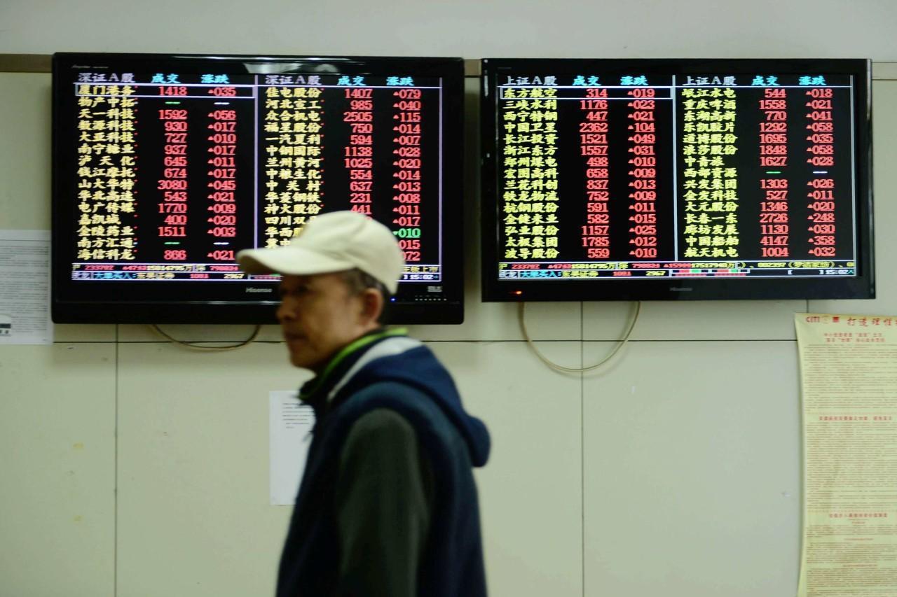 市場預計啟動回購將替陸股打了一劑強心針。取自鳳凰網