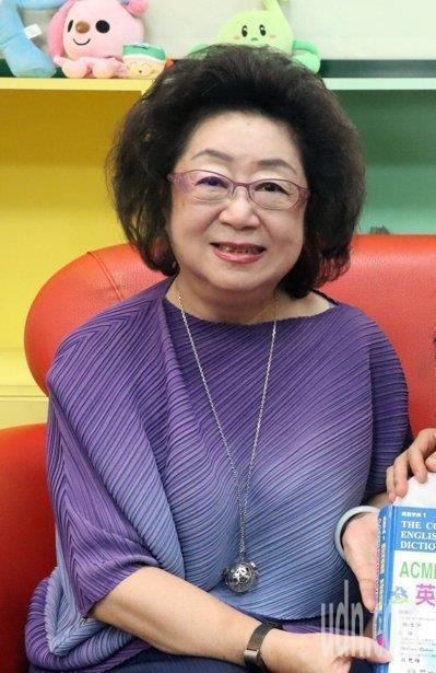 高雄市教育局長范巽綠將接任教育部政務次長。記者徐如宜/攝影