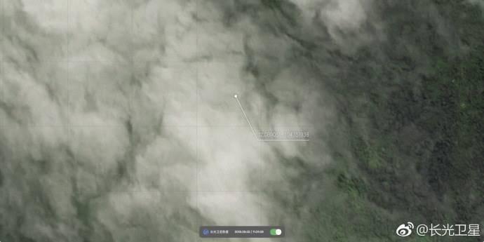 長光衛星在微博上公布了調動10顆衛星拍攝疑似馬航MH370的偵查結果,答案依舊模...