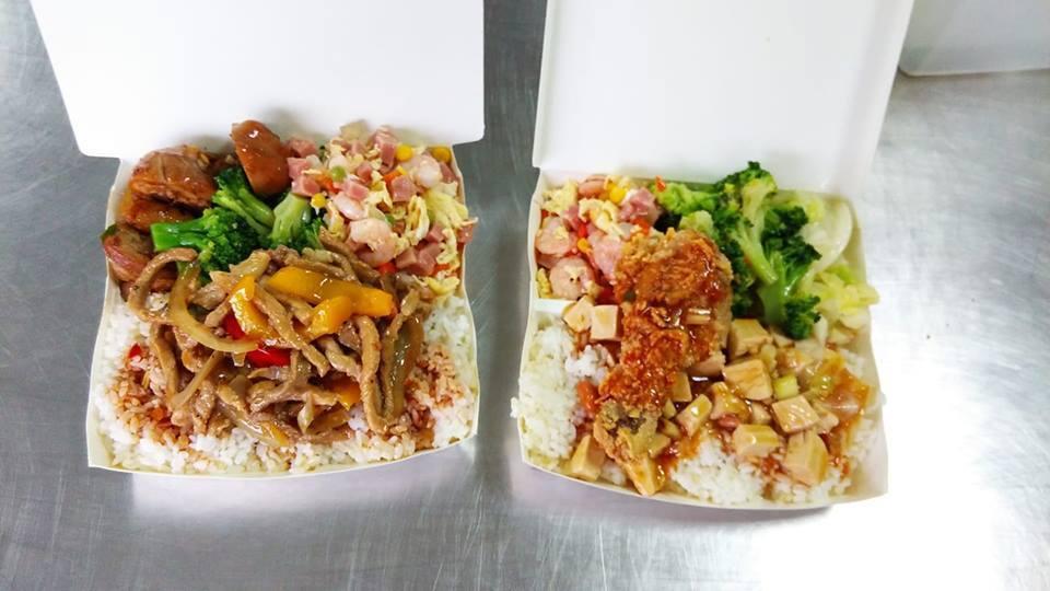 竹中校友表示,過去令竹中人銷魂的自助餐只要30塊就可以吃到飽,現在約55塊。圖/...