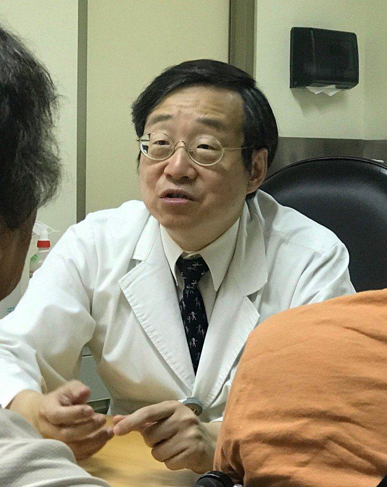 高醫神經部主任徐崇堯說,路易體失智症患者會有明顯視幻覺,且早期常以「快速動眼期行...