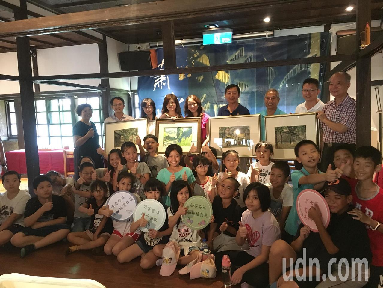 「蕭如松藝術節」開幕活動將在9月8日於蕭如松藝術園區舉行。記者陳斯穎/攝影