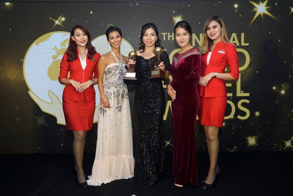AirAsia於2018亞洲及澳洲區世界旅遊獎(2018 World Trave...