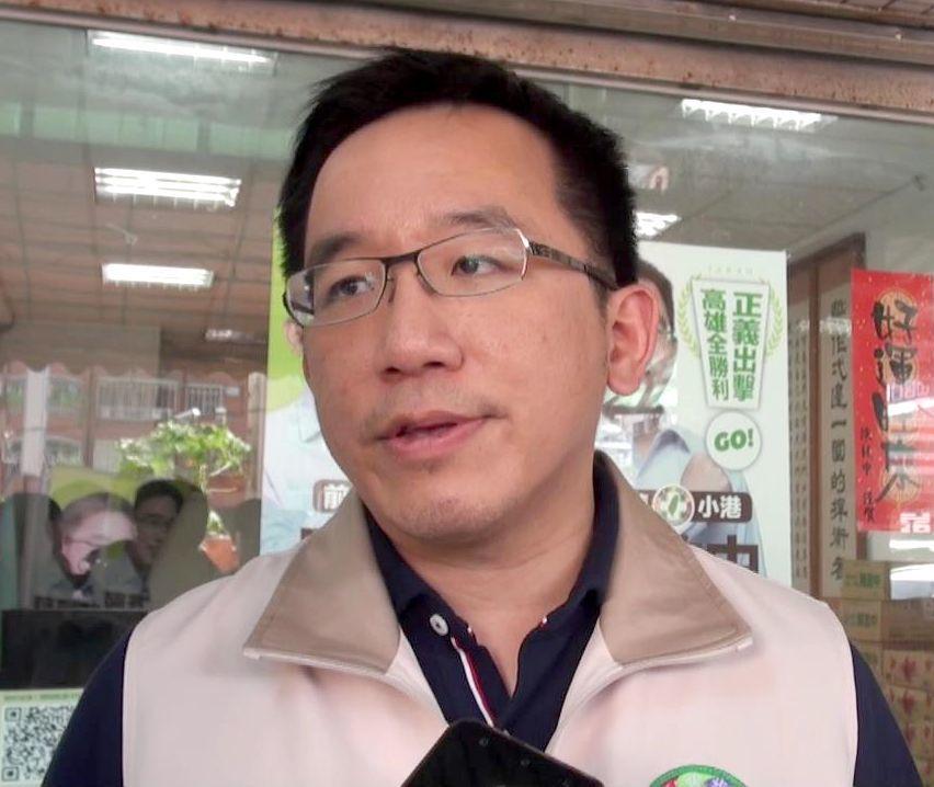 對於政界提到的「泛扁系」,前總統陳水扁的兒子、高雄市議員參選人陳致中表示大家都是...