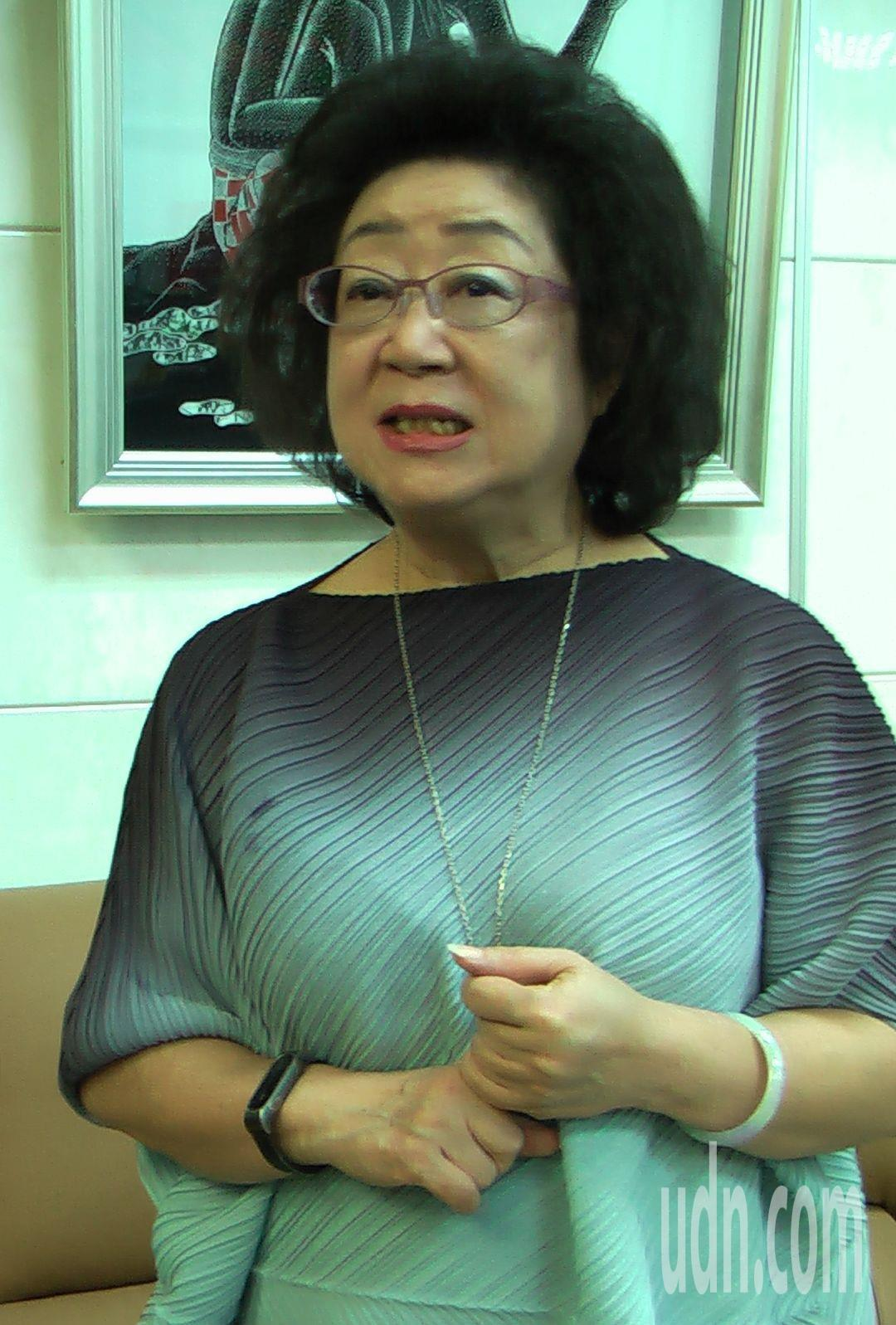 范巽綠未對管案做任何的表示,希望此案不要拖延台大的發展及台灣的高等教育。記者徐如...