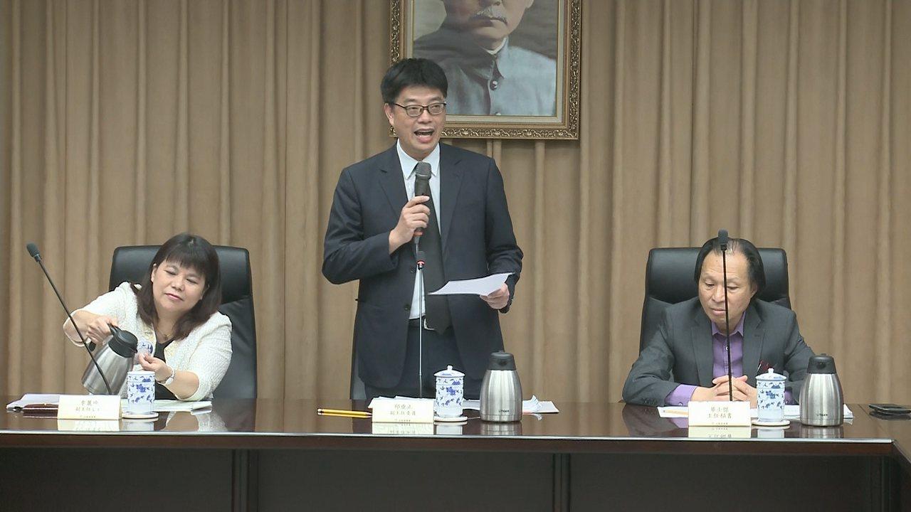 陸委會今(6日)舉行「壯大台灣八大策略-因應中國大陸對台31項措施」實施成果報告...