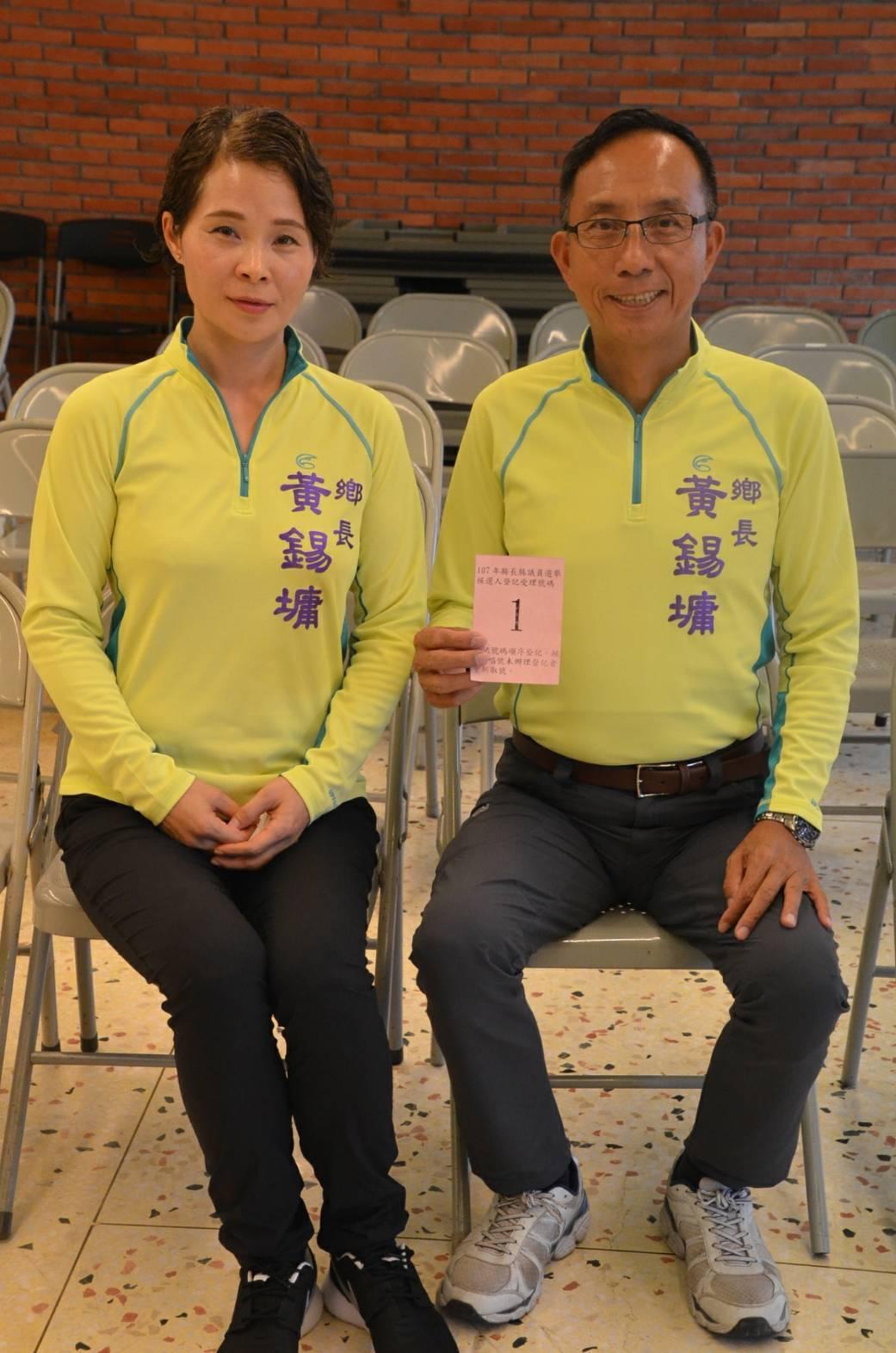 黃錫墉強調,他已忍痛離開最深愛的民進黨,決定要將心中的悲痛化為力量,只求公平正道...