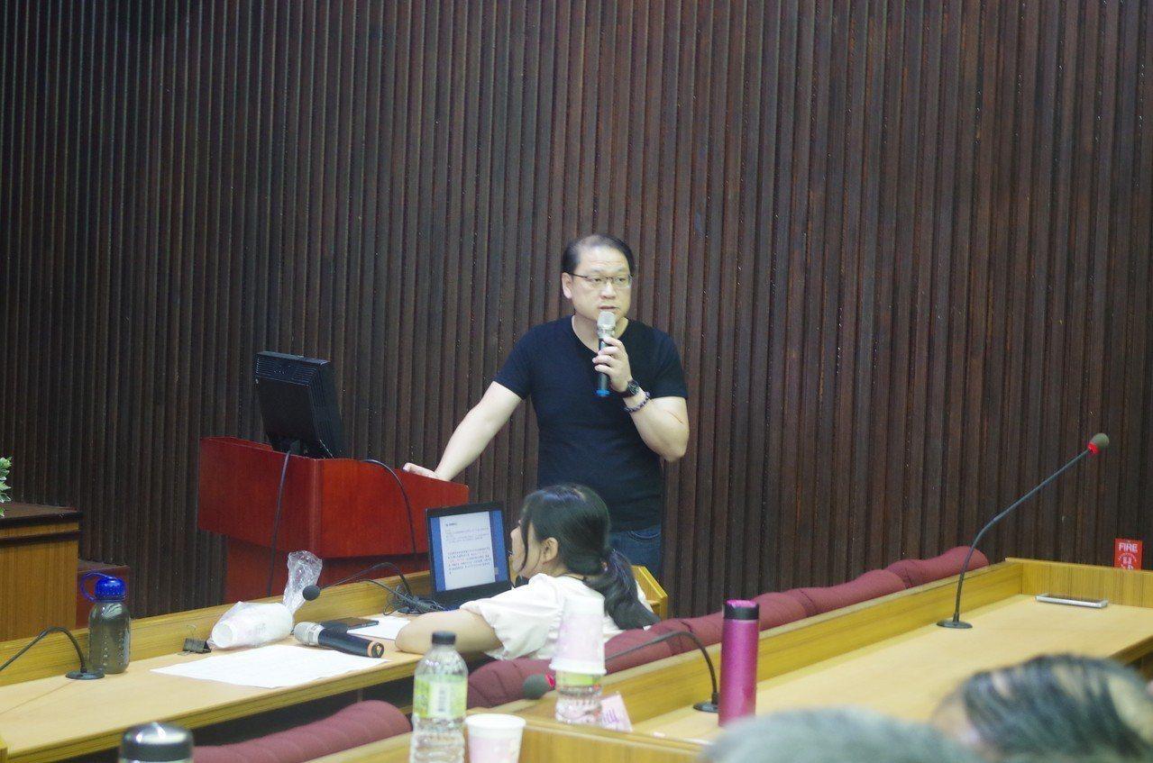 檢察官吳文城說明查賄實務。圖/雲林地檢署提供