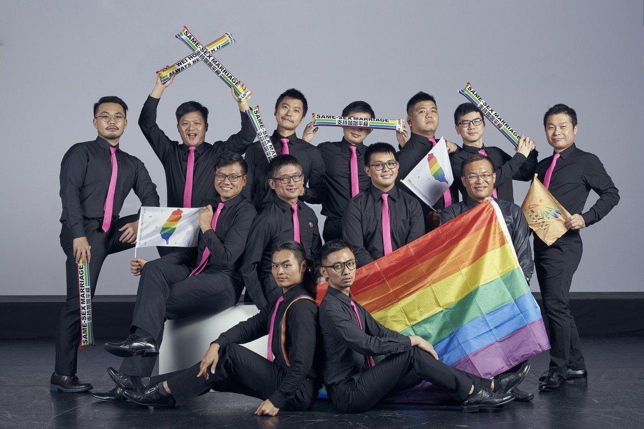 G大調男聲合唱團是台灣第一個同志合唱團體,希望藉由歌聲與表演傳遞關於平權的理念。...