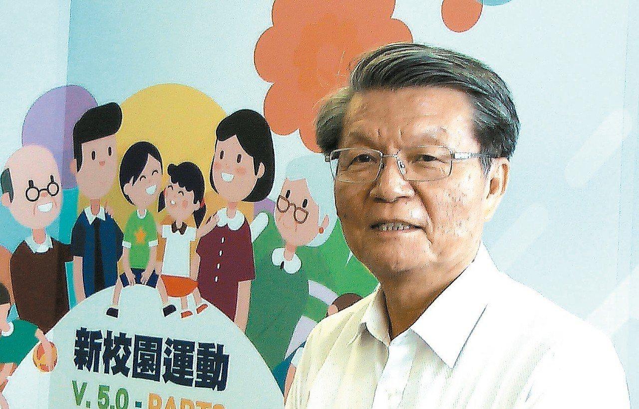 高市府公布教育局長一職由原教育局副局長王進焱接任。 記者徐如宜/攝影