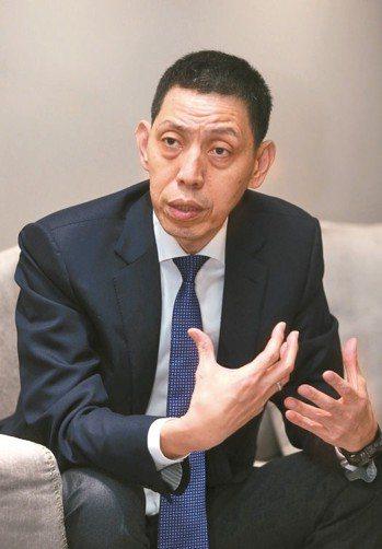 中磊總經理王煒。 圖/聯合報系資料照片