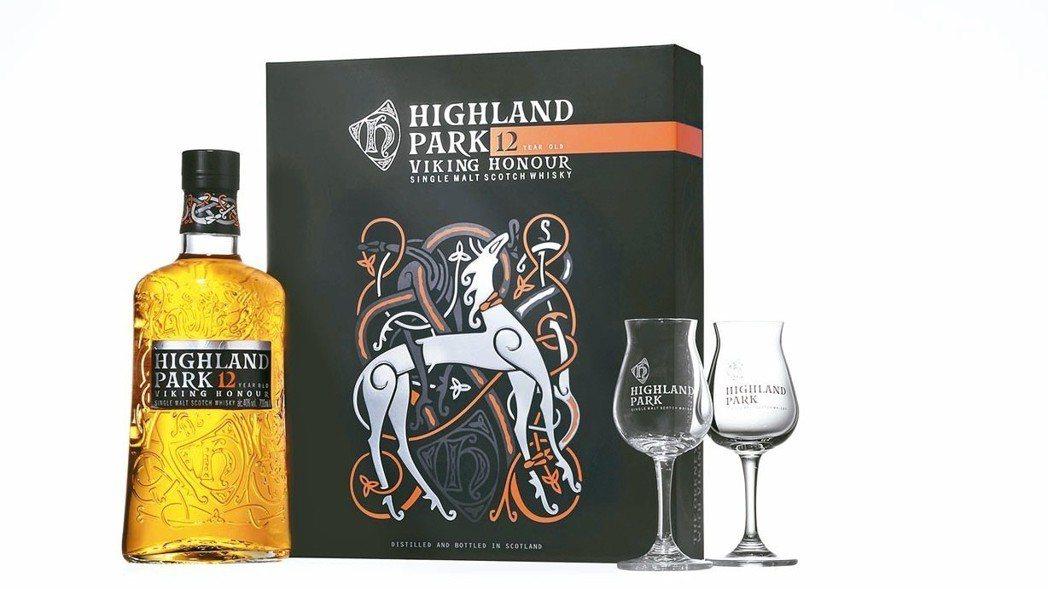 高原騎士12年 單一麥芽蘇格蘭威士忌禮盒建議售價:1,250元