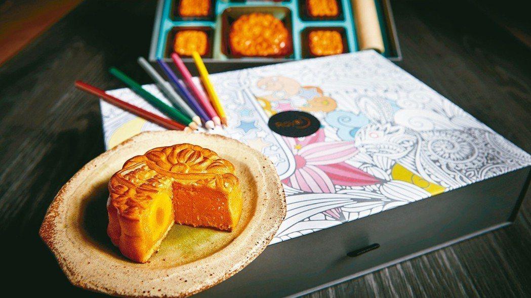 台北老爺的繪星禮盒。 圖/各業者提供
