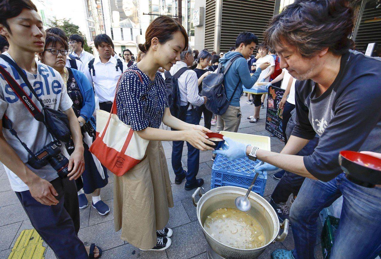 北海道強震,影響居民生活。圖為示意圖與本文無關。 美聯社