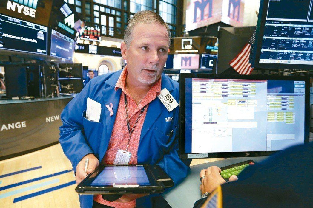 法人表示,以全球區域來說,美股基金是值得投資人留意的投資標的。 美聯社