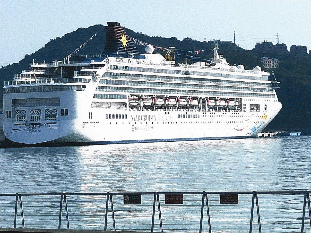台灣在亞洲是僅次於中國大陸的第二大郵輪客源市場。 圖/聯合報系資料照片