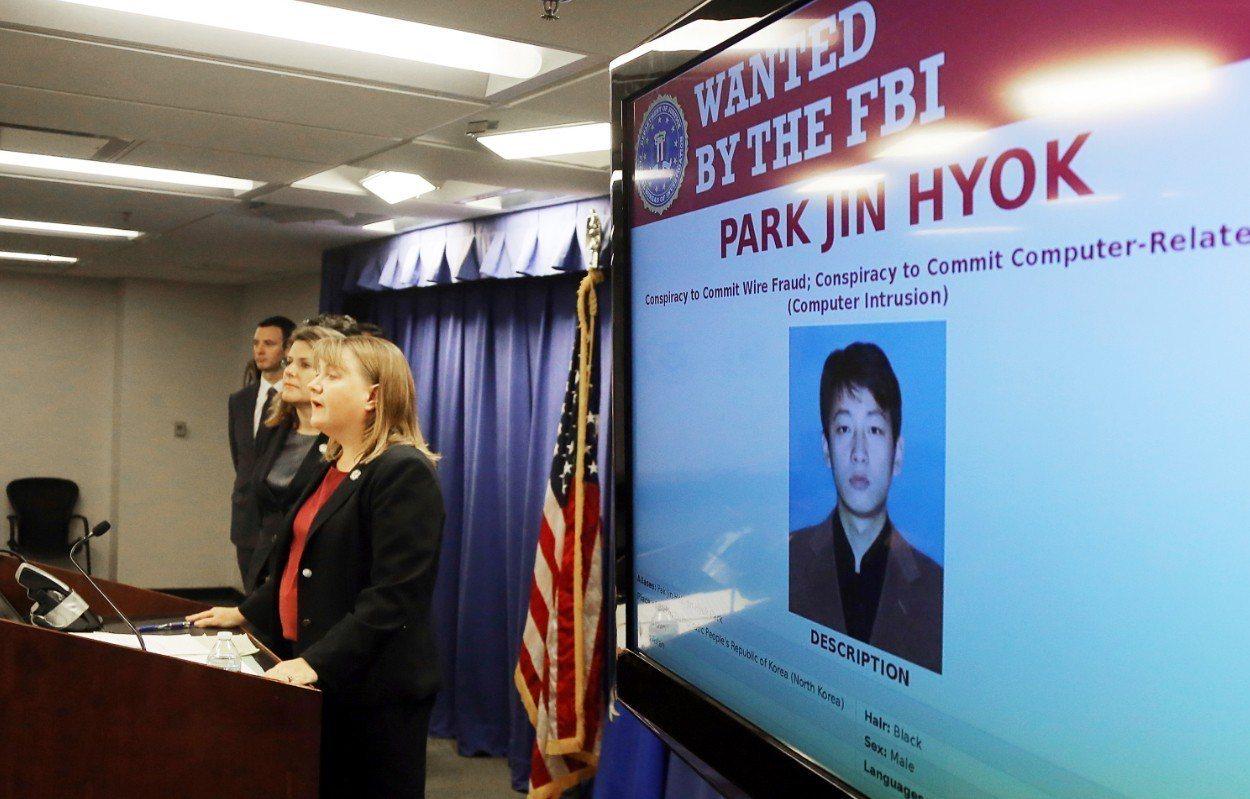 美國檢察官指控北韓駭客Park Jin Hyok犯下球一系列破壞性網絡攻擊案件。...