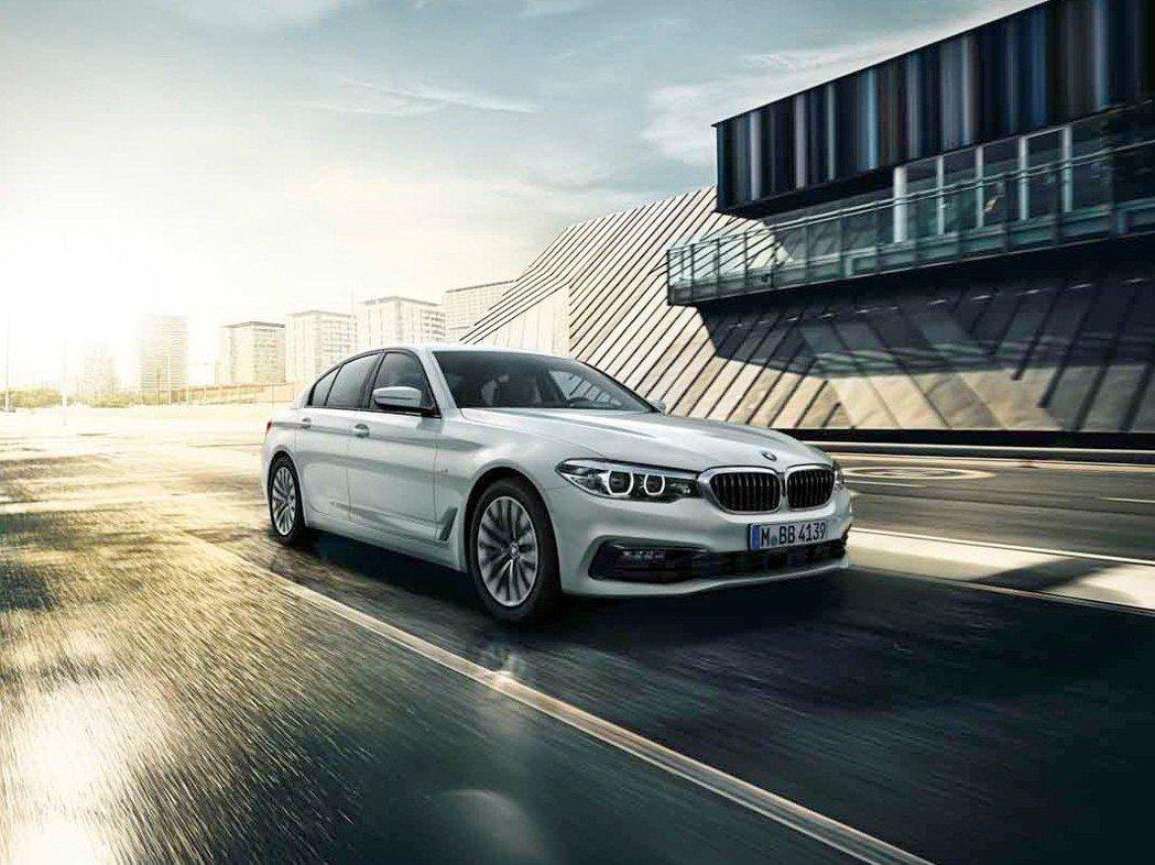 2019年式BMW大5系列四門房車全面搭載最高規格BMW Personal Co...