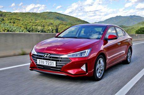 小改款Hyundai Elantra韓國正式發表 美規售價緊接公佈