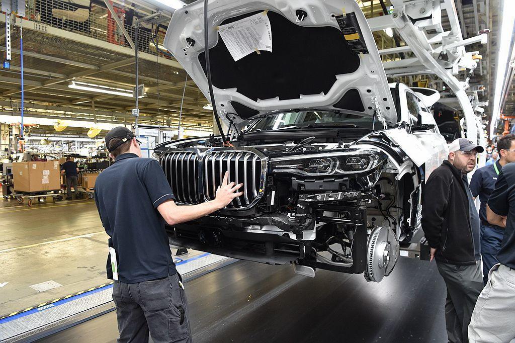 未來BMW X7將會在美國南卡羅來納州Spartanburg生產廠組裝製造。 圖...
