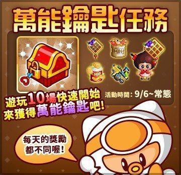 參與回歸玩家專屬活動,凡符合條件並達成指定任務即可獲得包含「黃金禮包」、「旋律音...