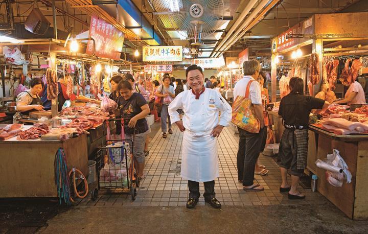 阿基師は、料理の第一歩は食材の特性を理解することと考えます。