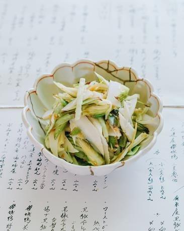 赤緑は台湾の旬の食材をたっぷり活かしています。