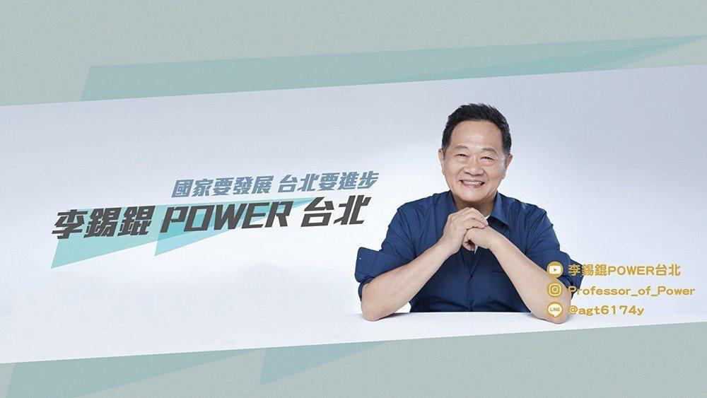 李錫錕選舉文宣