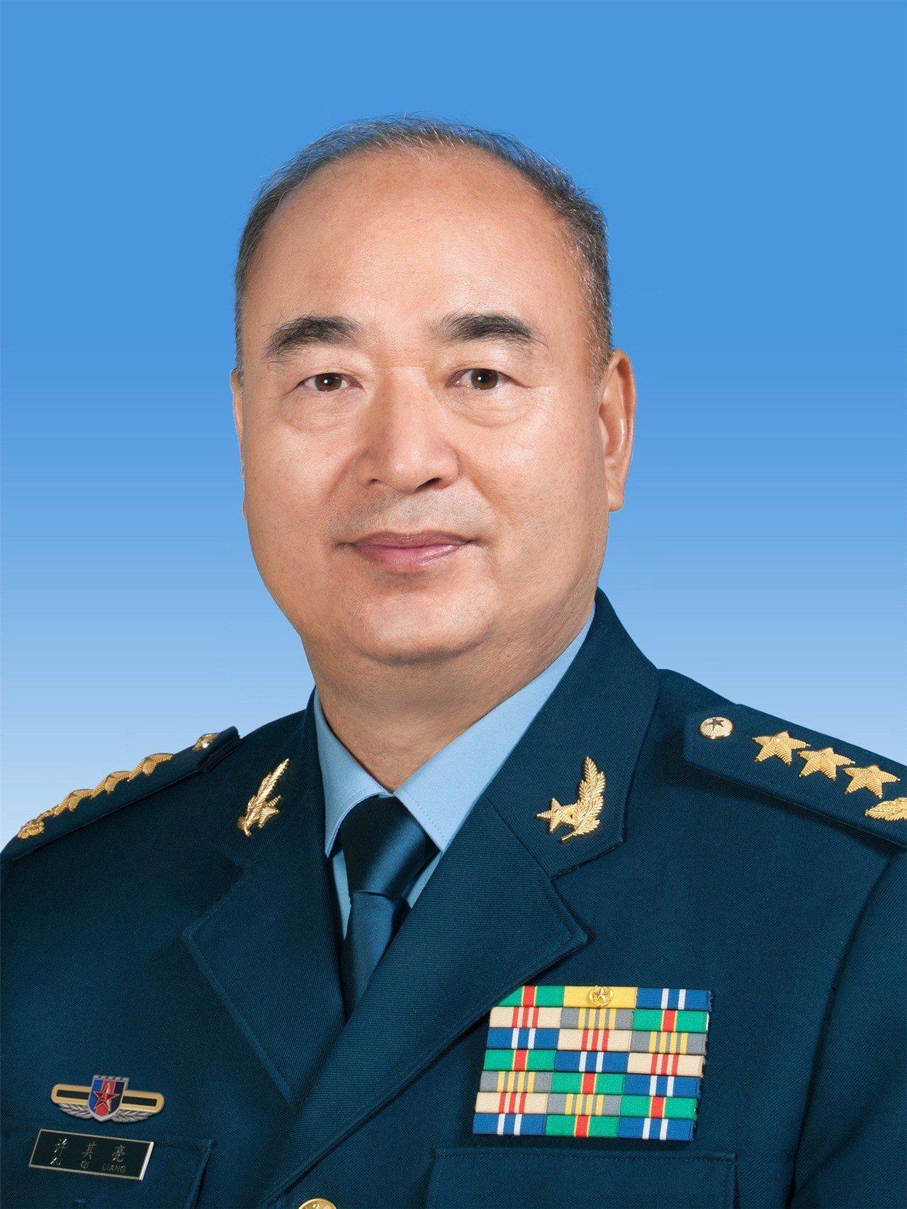 中共中央軍事委員會副主席許其亮。(新華社)