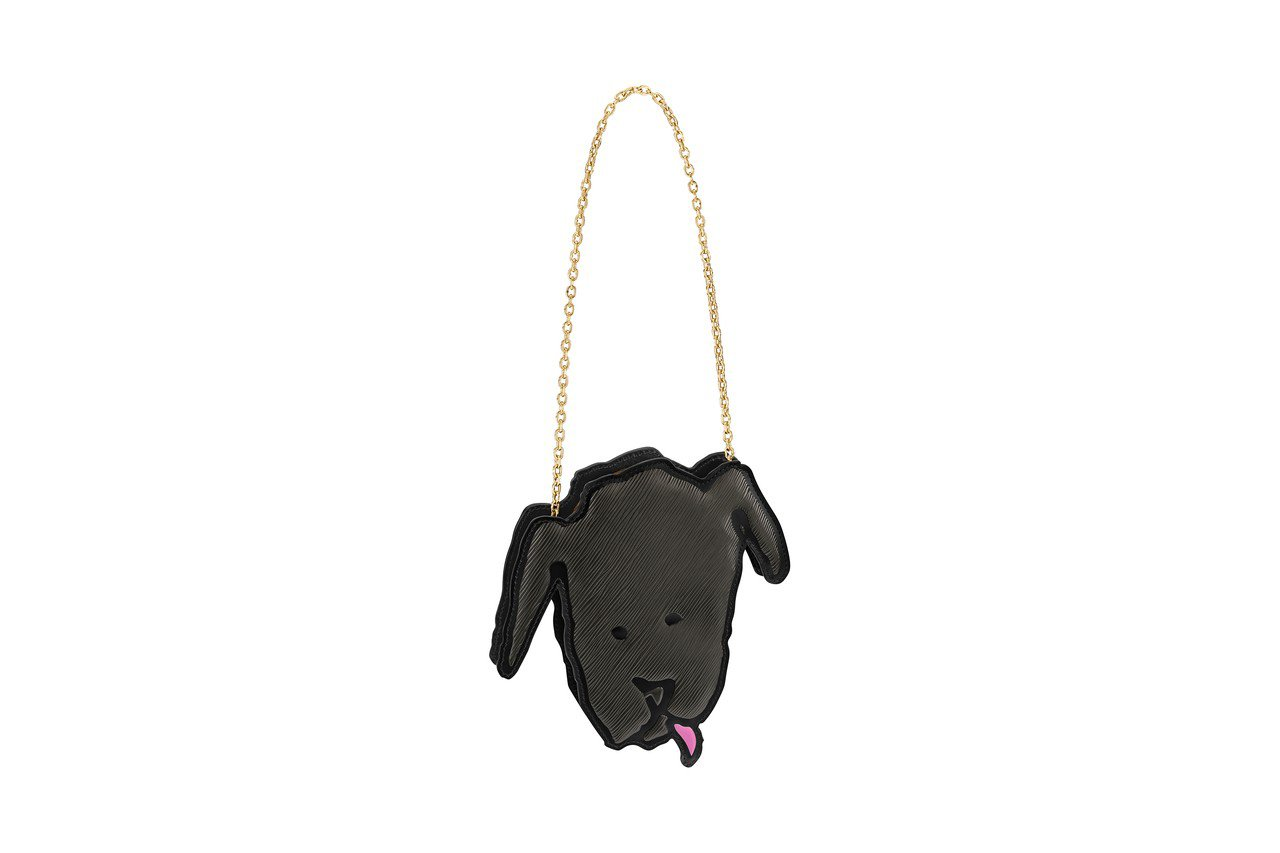 Nicolas的愛犬Leon和Achille也成為葛雷絲柯丁頓的創作靈感。圖/L...