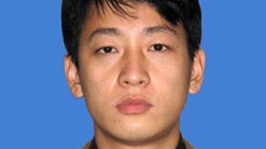 被控聽命於平壤政權的電腦駭客朴鎮赫(Park Jin Hyok,音譯)因2014...