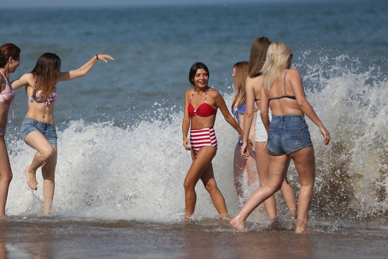 俄羅斯遊客最喜歡沙灘陽光的旅遊勝地。