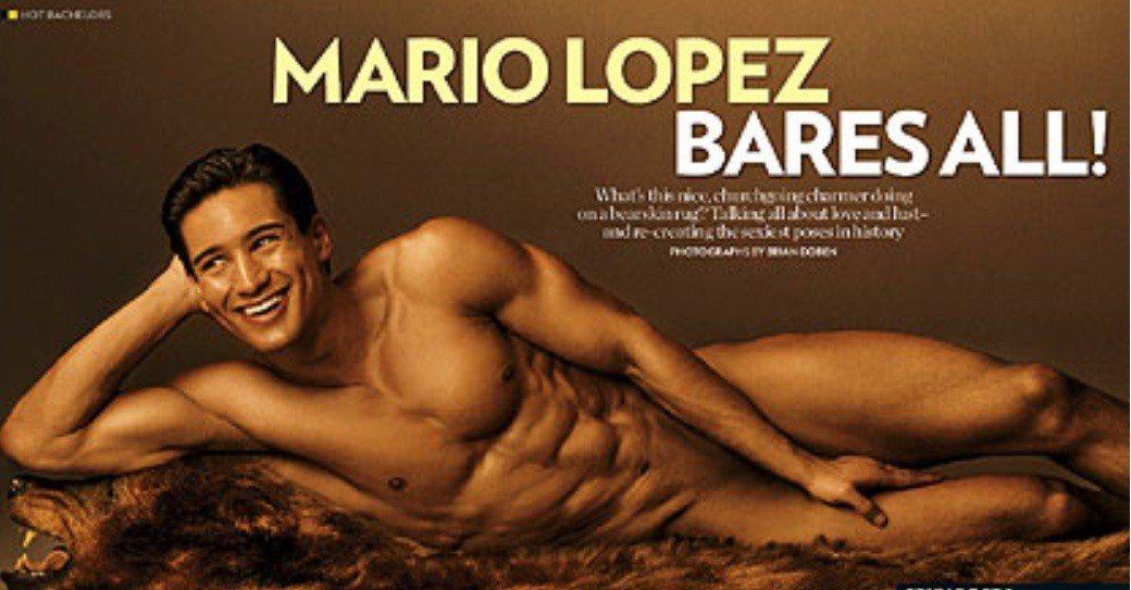 馬利歐洛佩茲也拍了一模一樣的照片,致敬娛樂圈前輩。圖/摘自extratv