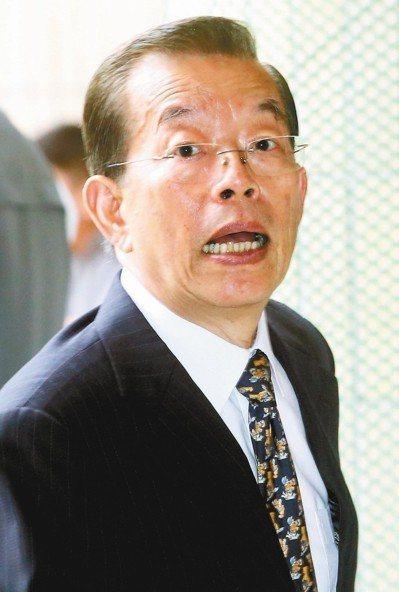 駐日代表謝長廷在臉書上叫屈,表示願承受大家憤怒的出口。聯合報系資料照