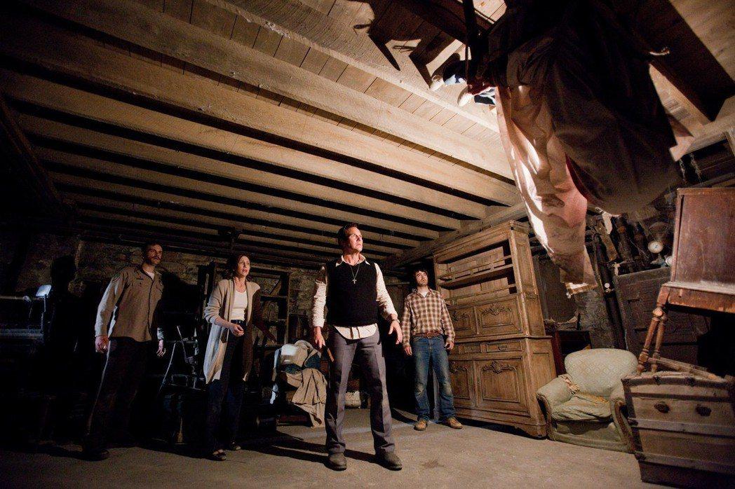「厲陰宅」系列的票房大賣,讓溫子仁站穩恐怖片票房第一名導的寶座。圖/華納兄弟提供