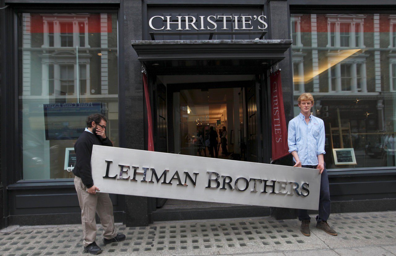 雷曼兄弟危機爆發至今滿10年,但華爾街專欄作家麥金塔認為,有些教訓人們還是沒有學...